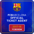 Fussballreisen Barcelona official tickets