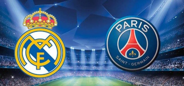 Real Madrid vs PSG Tickets