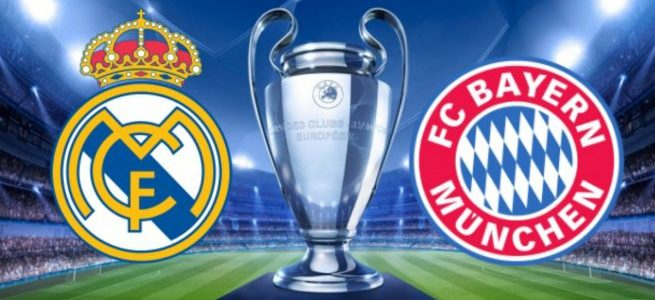 Real Madrid vs FC Bayern Tiickets Champions League